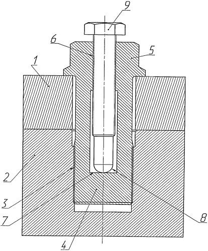 Способ создания дополнительного натяга в резьбовом соединении деталей машин