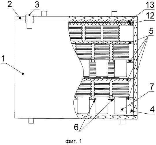 Упаковочная тара для патронов к ручным гранатометам