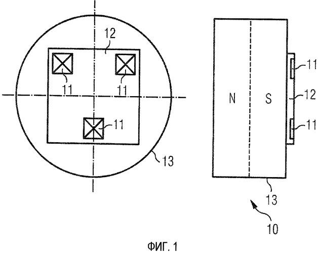 Генератор импульсов для устройства, в частности для тахографа, и способ эксплуатации генератора импульсов