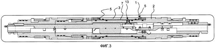 Уплотнительный узел зонда для электрического каротажа