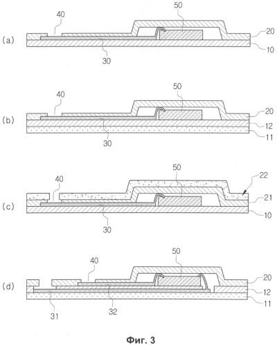 Блок микроэлектродной матрицы, содержащий жидкокристаллический полимер, и способ его изготовления