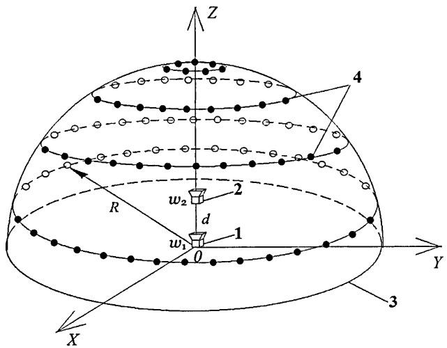 Конформная активная фазированная антенная решетка