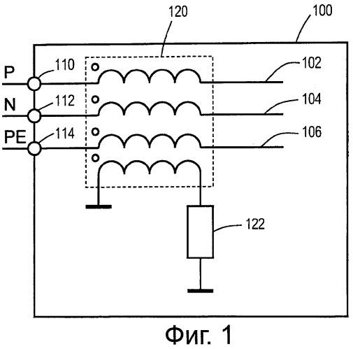 Устройство определения синфазного сигнала в сети высокочастотной связи по линии электропередачи