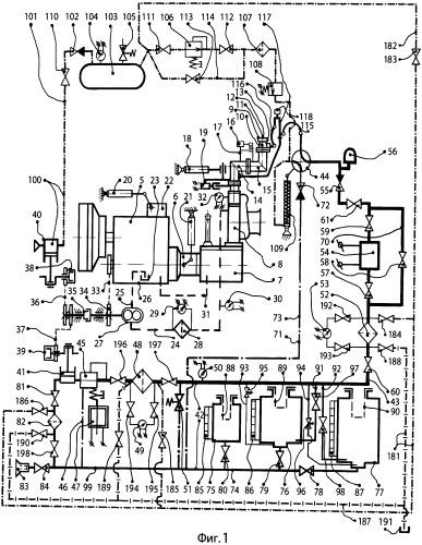 Способ диспергирования жидкости в струе дисперсионной воздушной среды в аэрозоль и мобильный генератор аэрозоля регулируемой многомерным воздействием дисперсности, смеситель, клапан согласования для осуществления способа (варианты)