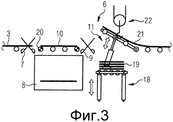 Способ и устройство для совмещенной установки разливки и прокатки