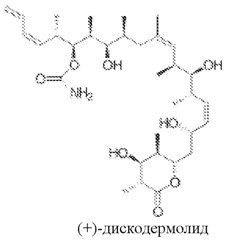 Противоопухолевые соединения