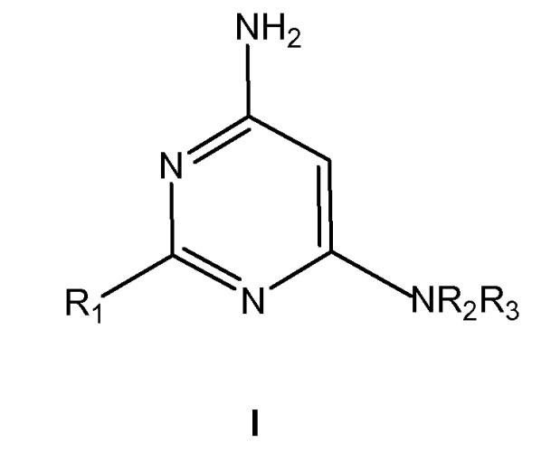 Производные 4-аминопиримидина