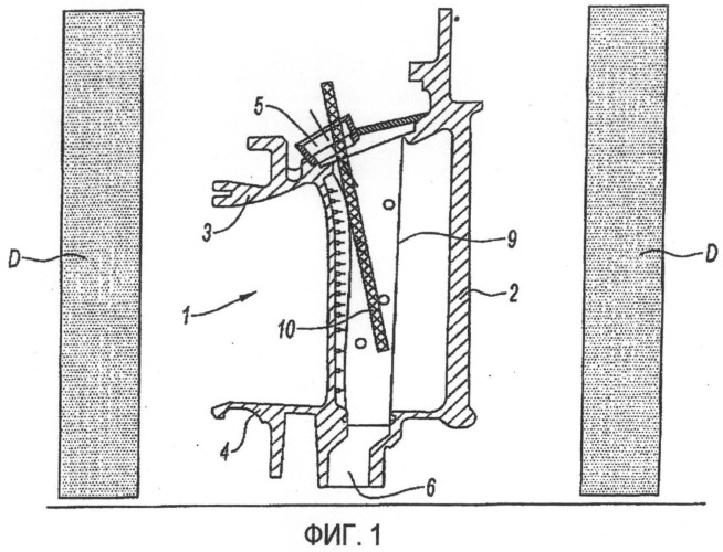 Способ алюминирования из паровой фазы полых металлических деталей газотурбинного двигателя