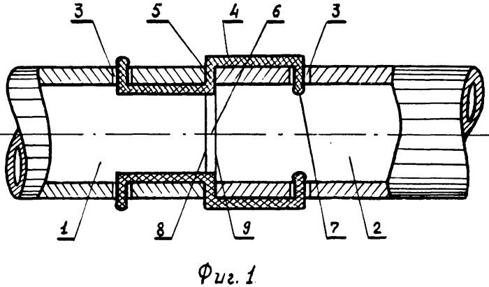 Устройство для соединения дренажных труб