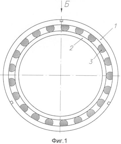 Подшипник роликовый радиальный и способ его монтажа в подшипниковом узле