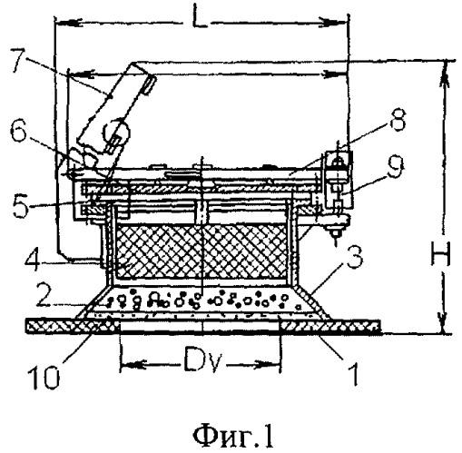 Взрывозащитное устройство кочетова