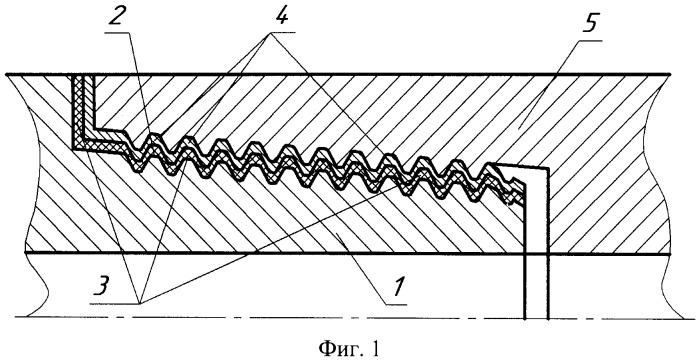 Способ изготовления электроизолированного соединения