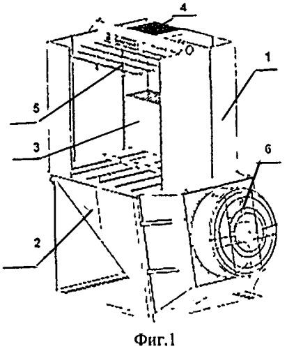 Градирня вентиляторная