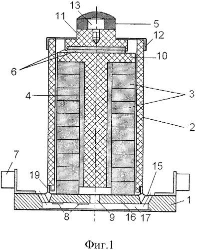 Пьезоэлектрический вибратор