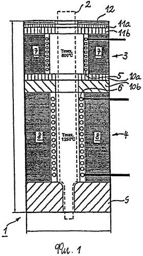Метод и устройство для определения содержания фосфора в водной пробе