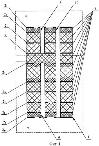 Модуль приемника сигналов глобальных навигационных спутниковых систем