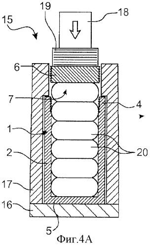 Контейнер с запрессованной крышкой для упаковки ядерных отходов