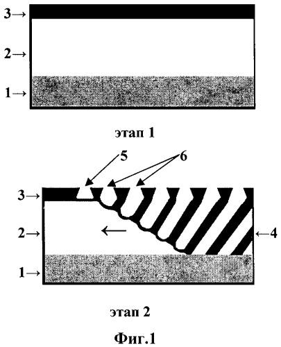 Способ получения пористого слоя оксида алюминия на изолирующей подложке