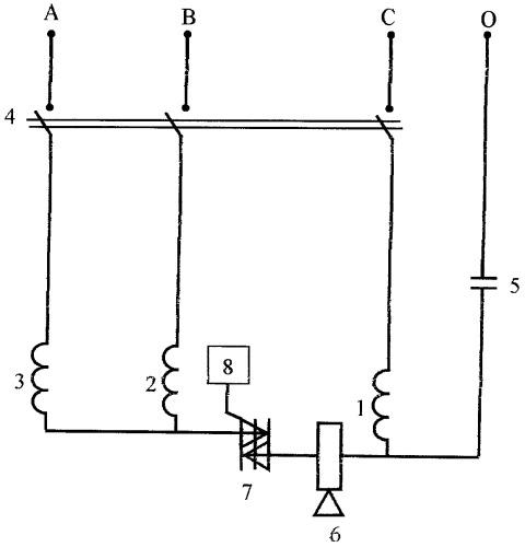 Устройство для торможения асинхронного двигателя
