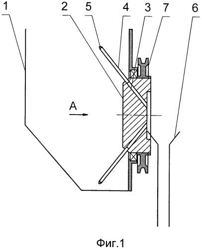 Высевающий аппарат сеялки точного высева