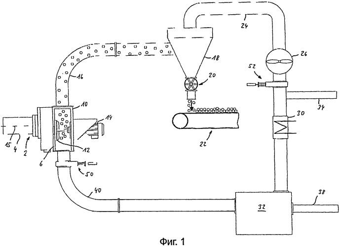 Экструзионно-кондиционирующий агрегат