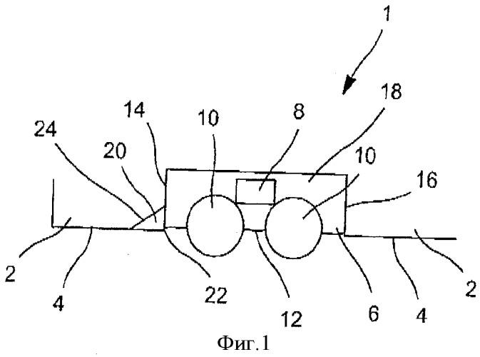 Средство турбулизации воздушного потока под каркасом железнодорожного вагона