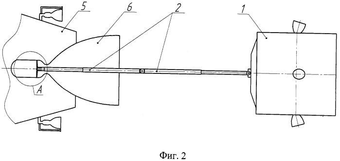 Стыковочное устройство космических аппаратов