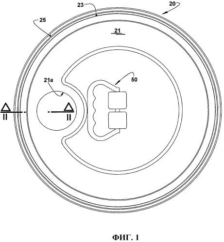 Укупорочное устройство для контейнера из металлического листа