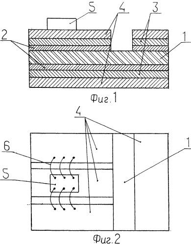 Металлизированная керамическая подложка для электронных силовых модулей и способ металлизации керамики