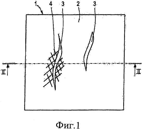 Способ изготовления нажимной плиты, нажимная плита, способ выдавливания рельефа на напольной панели и напольная панель