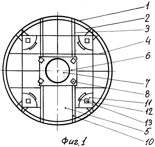 Технологическая крышка для люка колодца