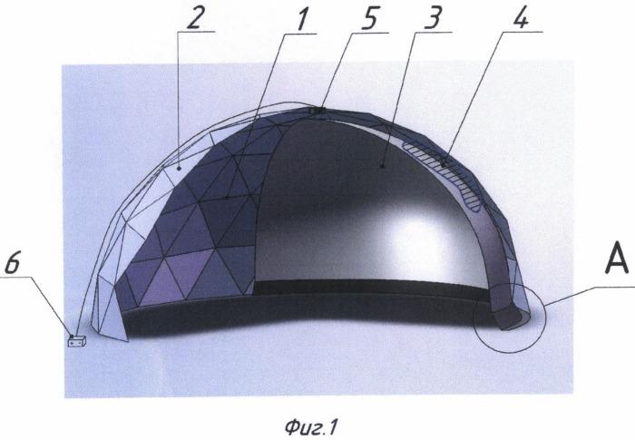 Купольное сооружение