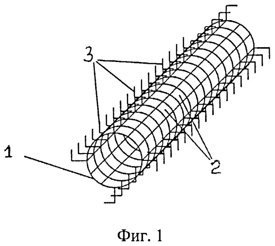 Арматурный элемент для дисперсного армирования бетона