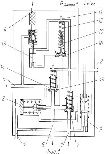 Система топливопитания камеры сгорания газотурбинного двигателя