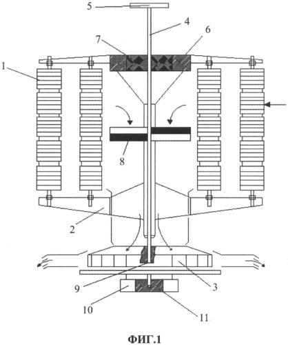 Ветровой термоэлектрический кондиционер