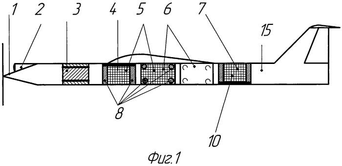 Устройство - истребитель для уничтожения дистанционно пилотируемых (беспилотных) летательных аппаратов (дпла)