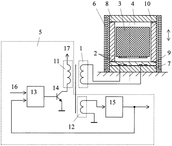 Способ измерения параметров механических колебаний контролируемых объектов