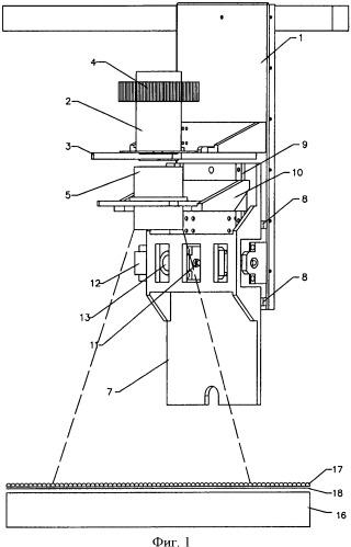 Передвижное устройство для объектива стереоскопического фотоаппарата и способ работы с цифровым стереоскопическим проекционным изображением