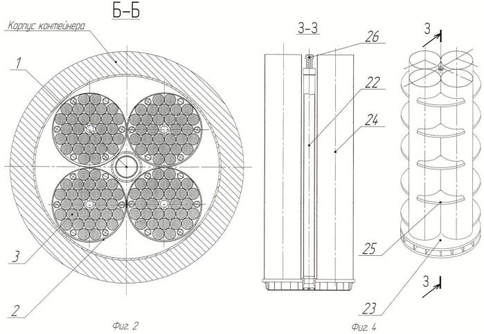 Способ обращения с отработавшим ядерным топливом реактора рбмк-1000 и устройства для его осуществления