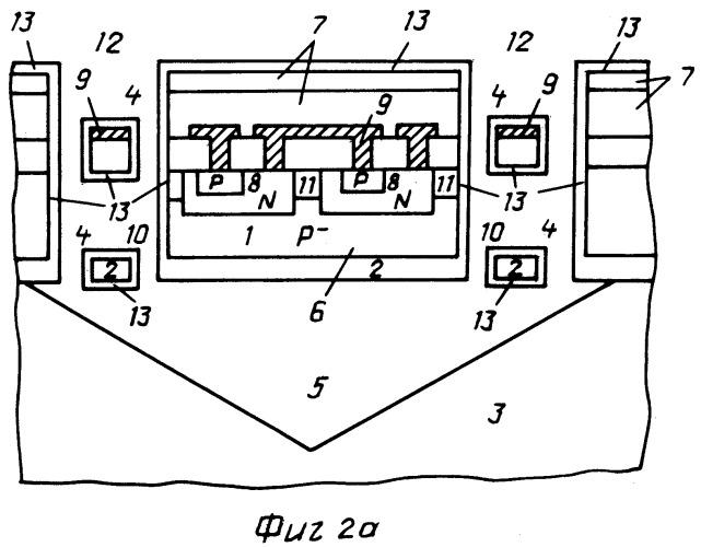 Микроболометр с упрочненными поддерживающими балками и способы его изготовления