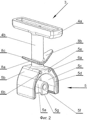 Устройство для подвешивания переносного силового кабеля