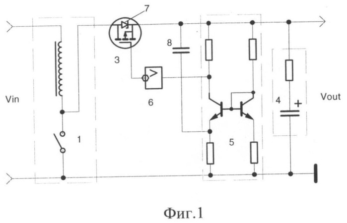 Конвертер постоянного тока