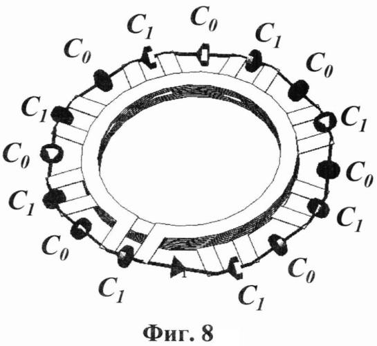 Метаматериальная резонансная структура