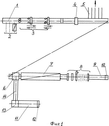 Способ горячей прокатки полос и комбинированный полунепрерывный стан для его осуществления