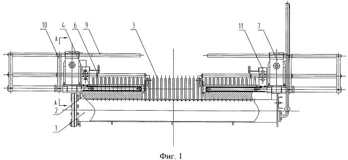 Установка плунжерного типа для ламинарного охлаждения