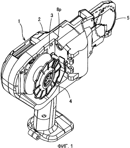 Машина для обвязки арматурных прутков