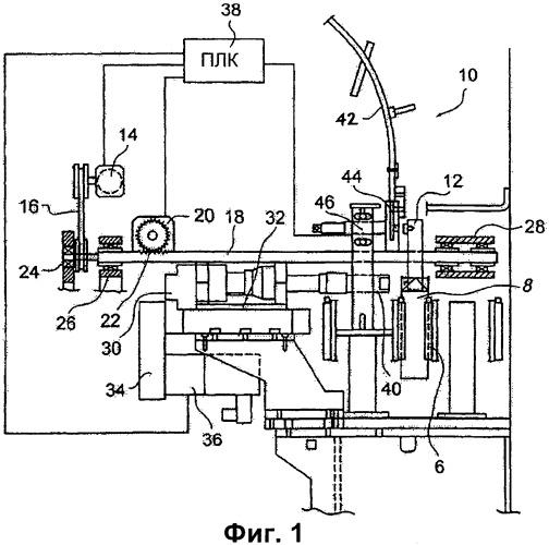 Упаковочная машина и способ управления упаковочной машиной