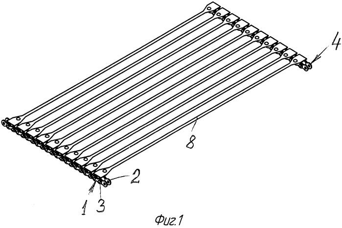 Транспортерная лента и трак транспортерной ленты