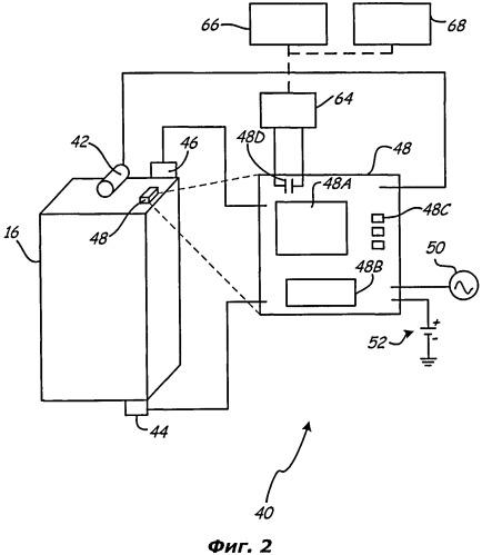 Система защиты лифта от превышения ускорения и превышения скорости
