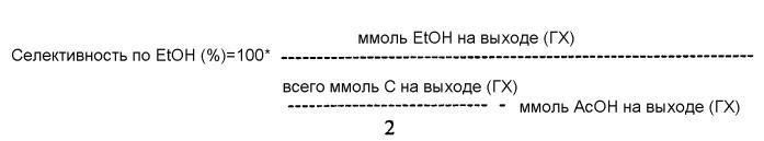 Получение этанола из уксусной кислоты с использованием кобальтового катализатора